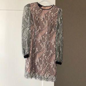 Pretty Bebe lace dress!